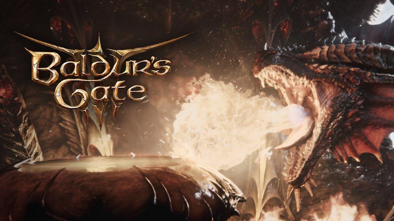 Baldur's Gate III – Openinc Cinematic